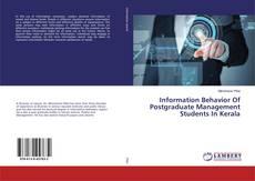 Bookcover of Information Behavior Of Postgraduate Management Students In Kerala