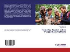Bookcover of Homestay Tourism in Ben Tre (Southern Vietnam)