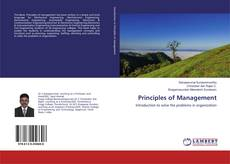 Bookcover of Principles of Management
