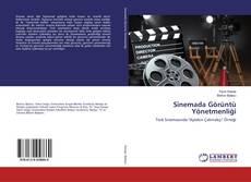 Borítókép a  Sinemada Görüntü Yönetmenliği - hoz