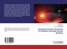 Assisting Counter-Terrorism in Pakistan through Cluster Analysis kitap kapağı