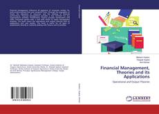 Capa do livro de Financial Management, Theories and its Applications