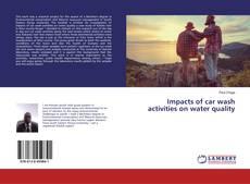 Borítókép a  Impacts of car wash activities on water quality - hoz
