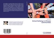 Обложка School Bullying in Chinese Communities