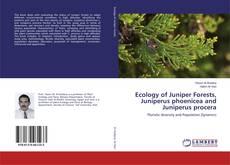 Bookcover of Ecology of Juniper Forests, Juniperus phoenicea and Juniperus procera
