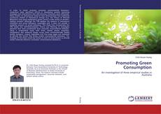 Bookcover of Promoting Green Consumption