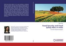Buchcover von Food Security and Food Safety Nets in India