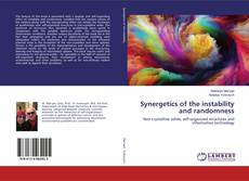 Обложка Synergetics of the instability and randomness