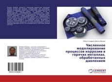 Bookcover of Численное моделирование процессов коррозии в горячих металлах, обработанных давлением