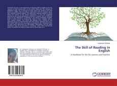 Copertina di The Skill of Reading in English