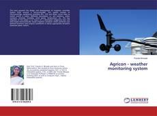 Borítókép a  Agricon - weather monitoring system - hoz