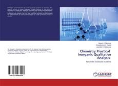 Borítókép a  Chemistry Practical Inorganic Qualitative Analysis - hoz