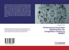 Copertina di Performance Parameter Optimization for Congestion Control in MANET