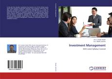 Bookcover of Investment Management