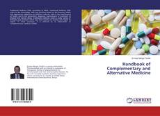 Buchcover von Handbook of Complementary and Alternative Medicine