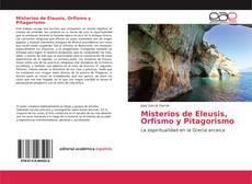 Portada del libro de Misterios de Eleusis, Orfismo y Pitagorismo