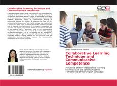 Обложка Collaborative Learning Technique and Communicative Competence