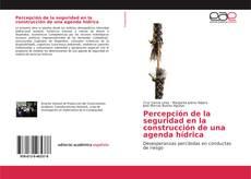 Percepción de la seguridad en la construcción de una agenda hídrica kitap kapağı