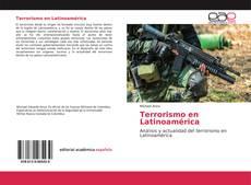 Bookcover of Terrorismo en Latinoamérica