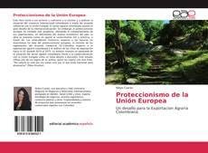 Portada del libro de Proteccionismo de la Unión Europea