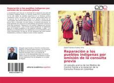 Bookcover of Reparación a los pueblos indígenas por omisión de la consulta previa