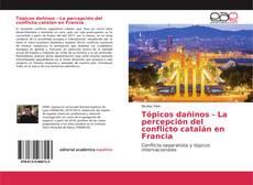 Portada del libro de Tópicos dañinos - La percepción del conflicto catalán en Francia