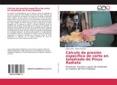 Capa do livro de Cálculo de presión específica de corte en taladrado de Pinus Radiata