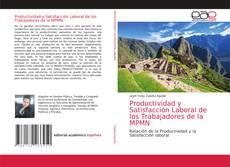 Обложка Productividad y Satisfacción Laboral de los Trabajadores de la MPMN