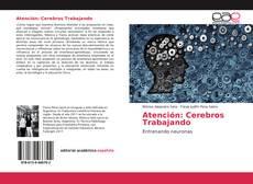 Buchcover von Atención: Cerebros Trabajando