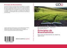 Principios de Bioestadística的封面