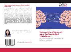 Portada del libro de Neuropsicología en una Enfermedad Huérfana