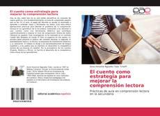 Portada del libro de El cuento como estrategia para mejorar la comprensión lectora