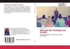 Обложка Manual de Trabajos de Grado