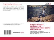 Capa do livro de Diagnóstico de prácticas de responsabilidad social empresarial