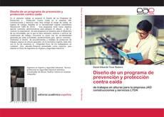 Couverture de Diseño de un programa de prevención y protección contra caída