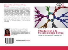 Обложка Introducción a la Psicosociología Clínica