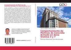Обложка Comportamiento de Pórticos de Concreto Armado en Zona Sísmica 3 y 7