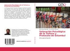 Обложка Valoración Psicológica de la Tortura y Protocolo de Estambul