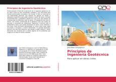 Обложка Principios de Ingeniería Geotécnica
