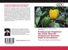 Обложка Producción Orgánica De Chile Morrón (Capsicum Annum) bajo Invernadero