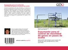 Copertina di Espumante para el control de movilidad de gases en pozos de aceite