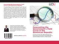 Forecasting the Government's Yield Curve in the Dominican Republic的封面