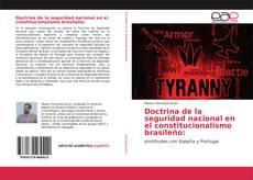 Doctrina de la seguridad nacional en el constitucionalismo brasileño: kitap kapağı
