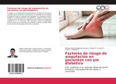 Bookcover of Factores de riesgo de amputación en pacientes con pie diabético