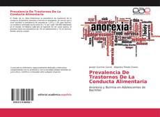 Copertina di Prevalencia De Trastornos De La Conducta Alimentaria