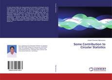 Couverture de Some Contribution to Circular Statistics