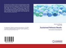 Couverture de Sustained Release Beads: