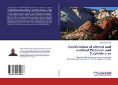 Bookcover of Beneficiation of altered and oxidised Platinum and Sulphide ores