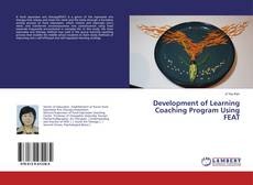Couverture de Development of Learning Coaching Program Using FEAT