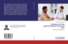Capa do livro de Infections of the gastrointestinal tract and liver